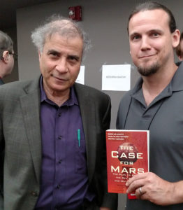 zubrin and Hagenrader with-case-for-mars